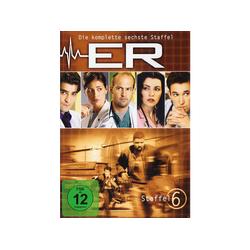 E.R. - Emergency Room Staffel 6 DVD