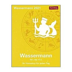 Wassermann 2021 - Kalender