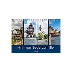 Kirn - vom Leder zum Bier (Tischkalender 2021 DIN A5 quer)