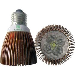 Venso Pflanzenlampe 89.5mm E27 6W Glühlampenform 1St.