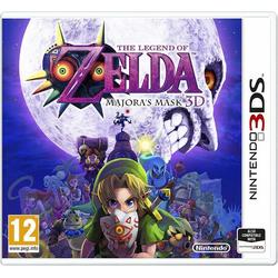 The Legend of Zelda Majoras Mask 3D - 3DS [EU Version]