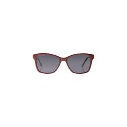 TOM TAILOR Sonnenbrille Wayfarer Unisex-Kindersonnenbrille rot