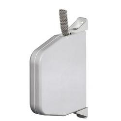 Mini-Gurtwickler schwenkbar, 22mm breit, OHNE GURT ,für 15mm Gurtband