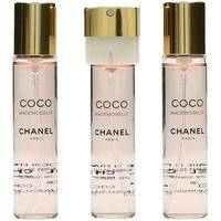 Chanel Coco Mademoiselle Eau de Parfum Nachfüllung 3 x 20 ml