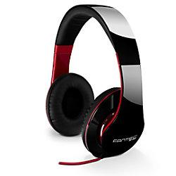 Fantec SHP-250AJ Kopfhörer Verkabelt Über das Ohr Schwarz