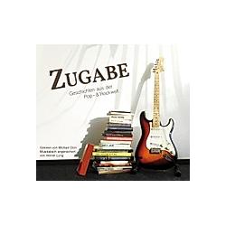 Zugabe - Hörbuch