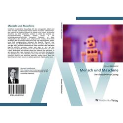 Mensch und Maschine als Buch von Hinnerk Eddelbüttel
