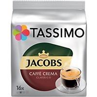 TASSIMO Jacobs Caffè Crema Classico