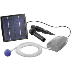 Esotec 101870 Solar AIR-S Solar-Teichbelüfter 120 l/h