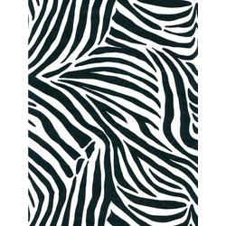 décopatch Motivpapier Zebra, 3 Stück