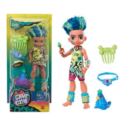 Mattel GAMES™ Cave Club Slate Puppenzubehör-Set