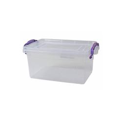 HTI-Living Aufbewahrungsbox Box mit Deckel 13,7 L Sofia, Aufbewahrung