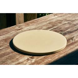 Pizzastein rund 30 cm