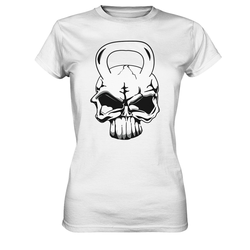 weargo T-Shirt Kettlebell Skull M