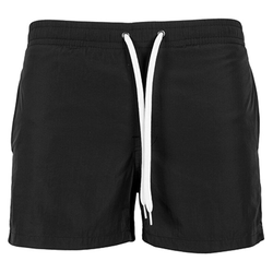 Herren Schwimm Short black S