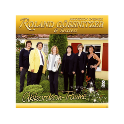Akkordeon Ensemble Roland Gössnitzer & Sextett - Akkordeon-Träume (CD)