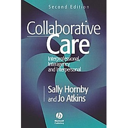Collaborative Care. Atkins   Hornby  - Buch