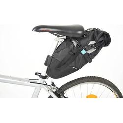 Fischer Fahrrad 86277 Satteltasche Schwarz