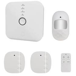 Hausalarm Secutek SWD-WM2N - WiFi + GSM
