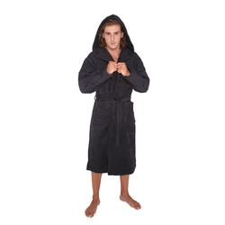 Arus-Robe'n Hood mit Kapuze, Größe: L, Farbe: Königsblau