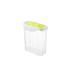 Rotho Streudose Clic & Lock, 1,5 Liter