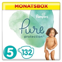 Pampers Pure Protection 11+ kg 132 Stück