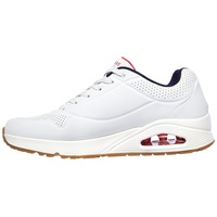SKECHERS Uno - Stand On Air white/navy 45