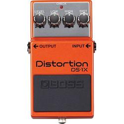 BOSS DS-1X Gitarreneffekt Distortion
