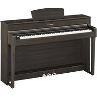 Yamaha Clavinova CLP-635 Digitalpiano Walnuss