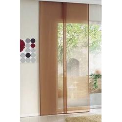 Vorhang, dynamic24, (1 Stück), Vorhang Gardinen Flächenvorhang Schiebegardine