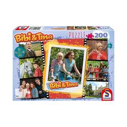 Schmidt Spiele Puzzle Puzzle Bibi und Tina Live Action Motiv 4, 200, Puzzleteile