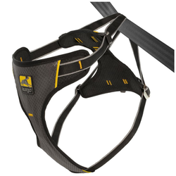 Kurgo Autogeschirr Impact Seatbelt Harness schwarz, Größe: M