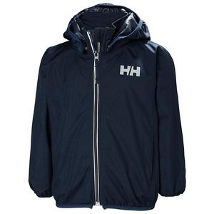 """Helly Hansen Regenjacke """"Helium"""" in Dunkelblau - 98"""