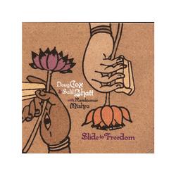 Doug Cox - Slide To Freedom (CD)