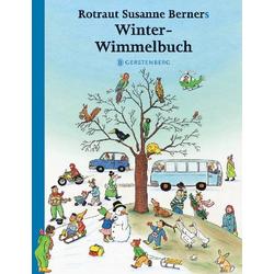 Wimmelbuch-Winter