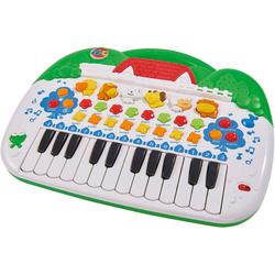 SIMBA Spielzeug-Musikinstrument ABC Tierkeyboard