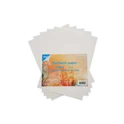 JOY CRAFTS Bastelkartonpapier Yupo-Papier, DIN A4