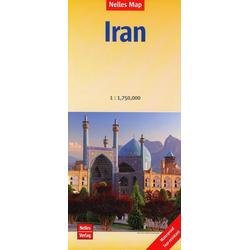 Nelles Map Iran 1 : 1 750 000