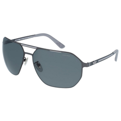 Police Sonnenbrille SPL968 grau