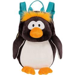 Nici Freizeitrucksack Plüsch-Rucksack Pinguin Frizzy