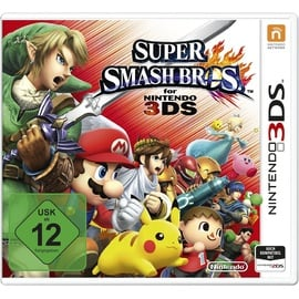 Super Smash Bros. (USK) (3DS)