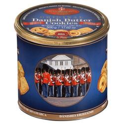 Dänische Buttercookies Royal Dansk dänisches Buttergebäck 500g 3er Pack