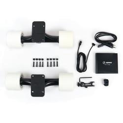 JayKay Elektrolongboard Kit Double Weiß