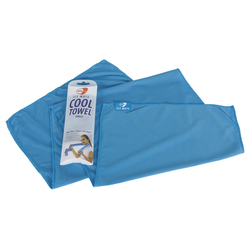 Get Fit Icemate - Fitness Handtuch Blue