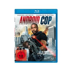 Android Cop Blu-ray
