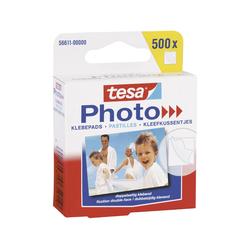 tesa Photo Klebepads, 500 Stück