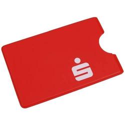 EC-Kartenhülle Sparkassen rot VE=100 Stück