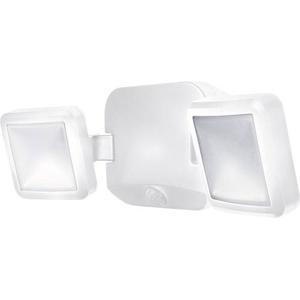 LEDVANCE Battery LED Spotlight Double L 4058075227408 LED-Außenstrahler mit Bewegungsmelder 10W