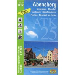 Abensberg 1 : 25 000