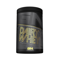 GN 100% Dairy Whey 1000g (Geschmack: Marzipan)